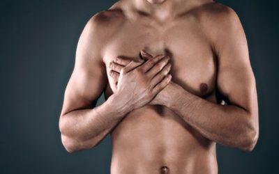 علائم و درمان ژنیکوماستی یا بزرگی سینه مردان